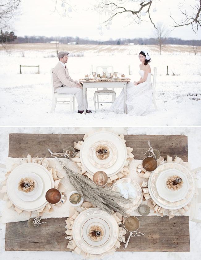 Winter Wedding - Obrázok č. 12