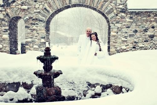 Winter Wedding - Obrázok č. 25