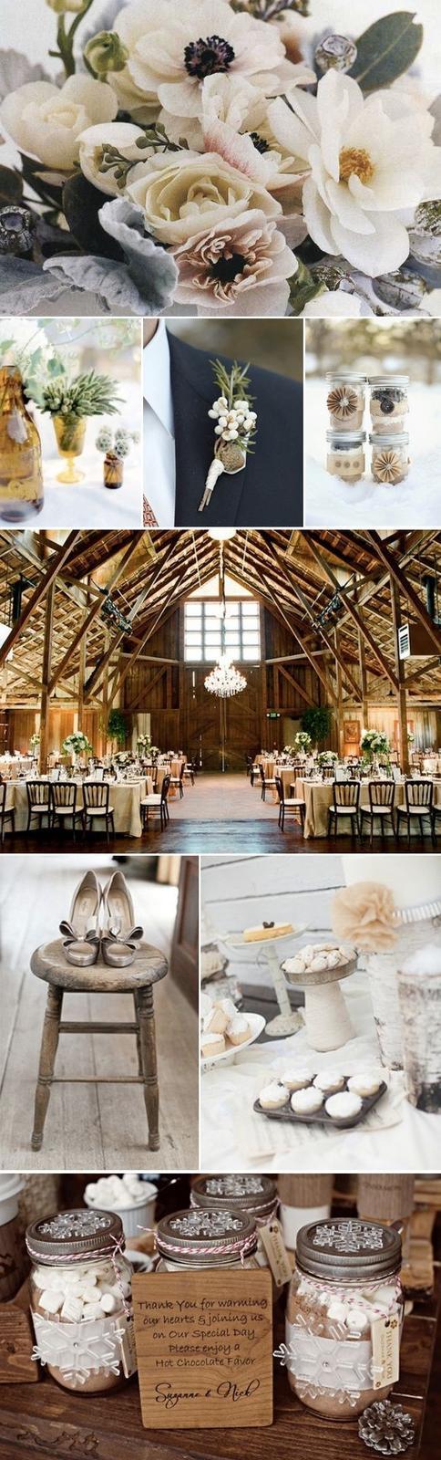 Winter Wedding - Obrázok č. 31