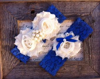 ♛ ♛ ♛ royal blue wedding inspiration - Obrázok č. 14