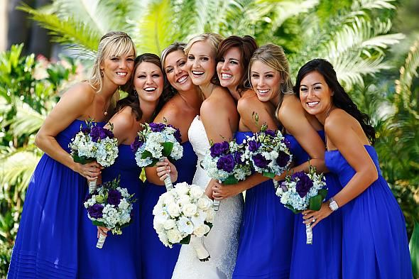 ♛ ♛ ♛ royal blue wedding inspiration - Obrázok č. 21
