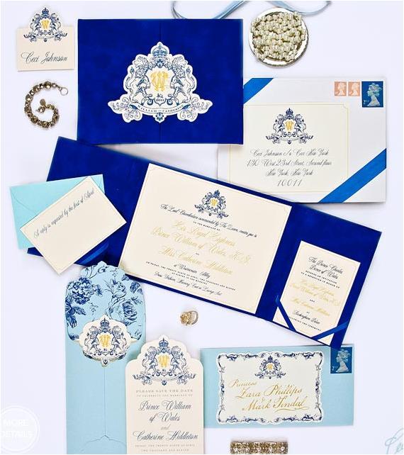 ♛ ♛ ♛ royal blue wedding inspiration - Obrázok č. 22