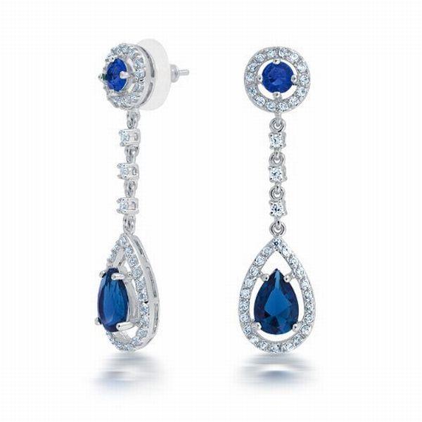 ♛ ♛ ♛ royal blue wedding inspiration - Obrázok č. 23