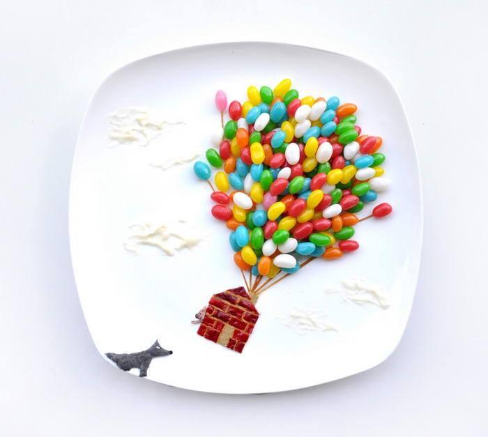 Food dizajn - Obrázok č. 27