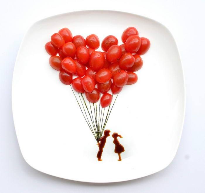 Food dizajn - Obrázok č. 28