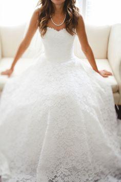 Lace Wedding Decorations & Details - Obrázok č. 89
