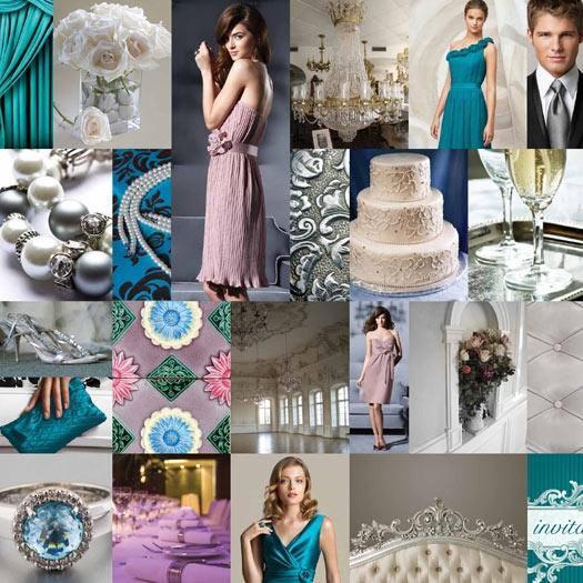 Turquoise wedding - Obrázok č. 5