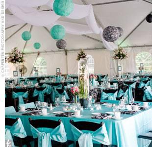 Turquoise wedding - Obrázok č. 6