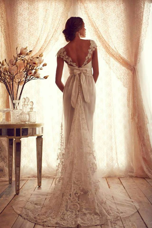 Lace Wedding Decorations & Details - Obrázok č. 91