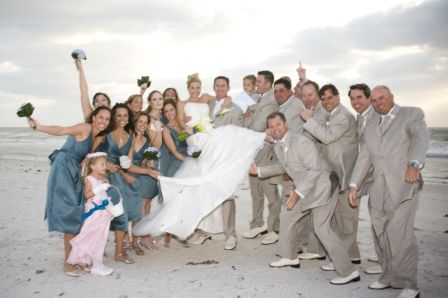 Wedding on the beach - Obrázok č. 73