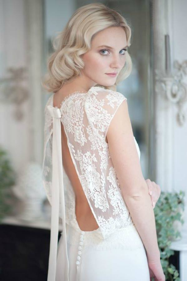 Lace Wedding Decorations & Details - Obrázok č. 94