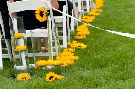 Sunflower wedding - Obrázok č. 9