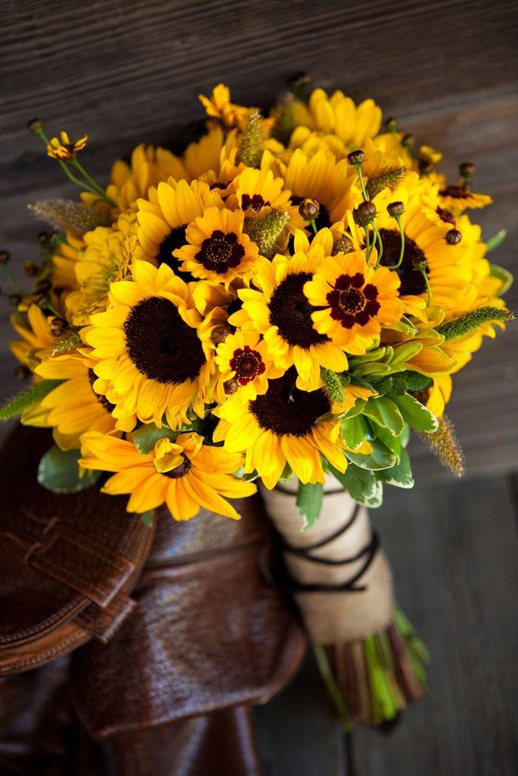 Sunflower wedding - Obrázok č. 15