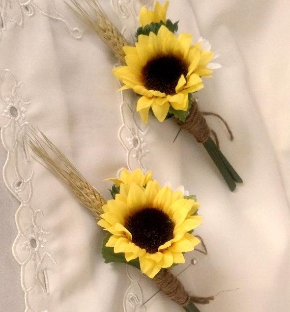 Sunflower wedding - Obrázok č. 20