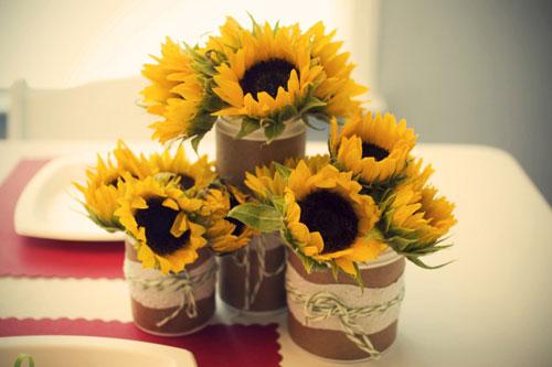 Sunflower wedding - Obrázok č. 22
