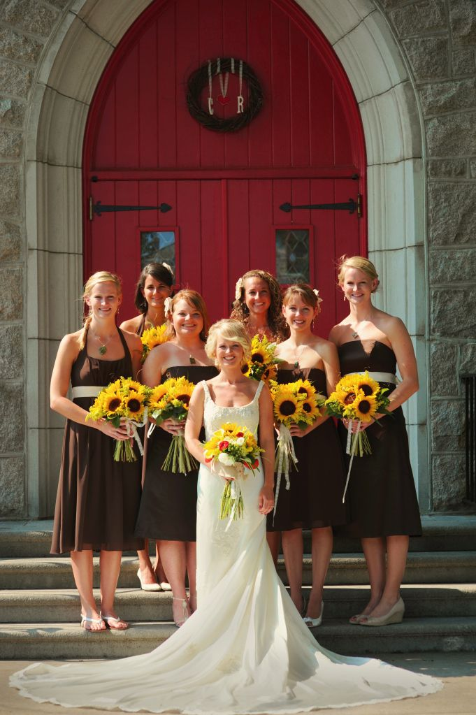 Sunflower wedding - Obrázok č. 28