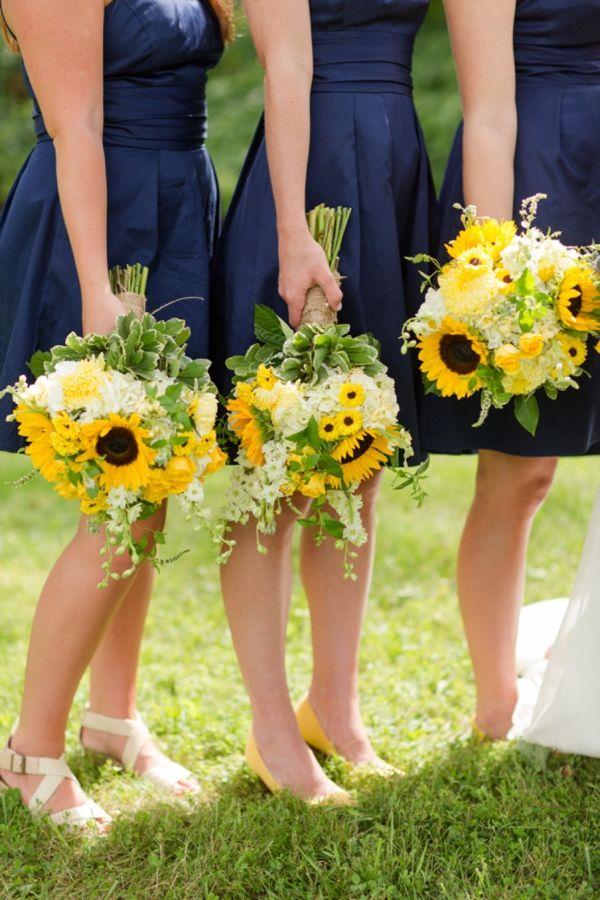 Sunflower wedding - Obrázok č. 29