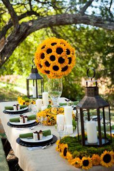 Sunflower wedding - Obrázok č. 34