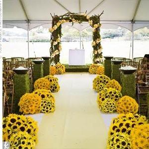 Sunflower wedding - Obrázok č. 37