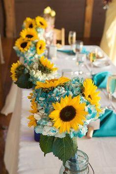 Sunflower wedding - Obrázok č. 41