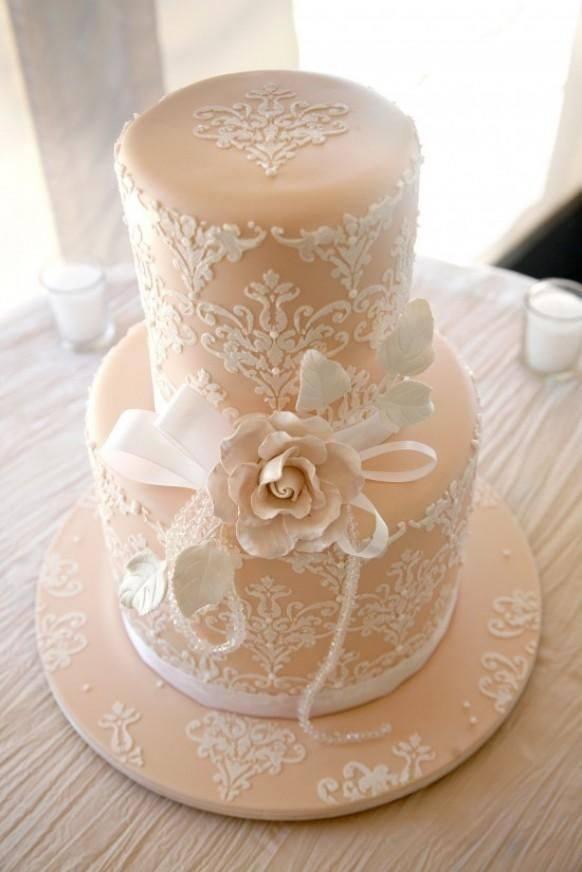 Lace Wedding Decorations & Details - Obrázok č. 96