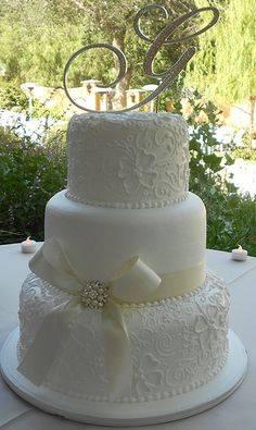 Lace Wedding Decorations & Details - Obrázok č. 97