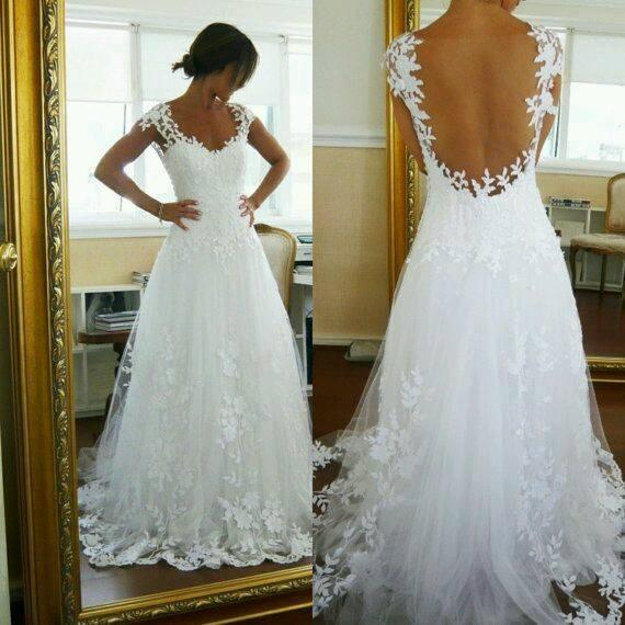 Lace Wedding Decorations & Details - Obrázok č. 100