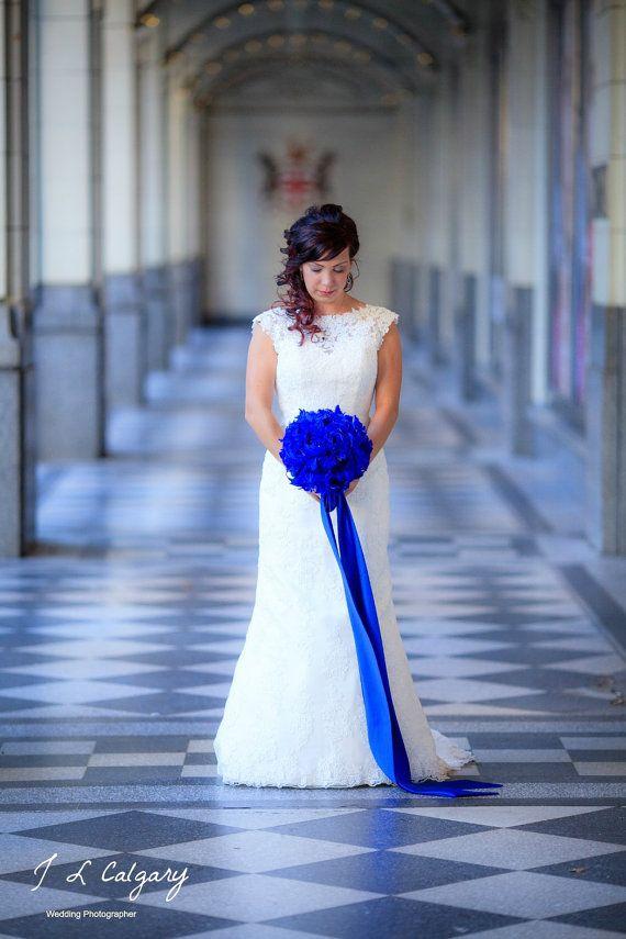 ♛ ♛ ♛ royal blue wedding inspiration - Obrázok č. 32