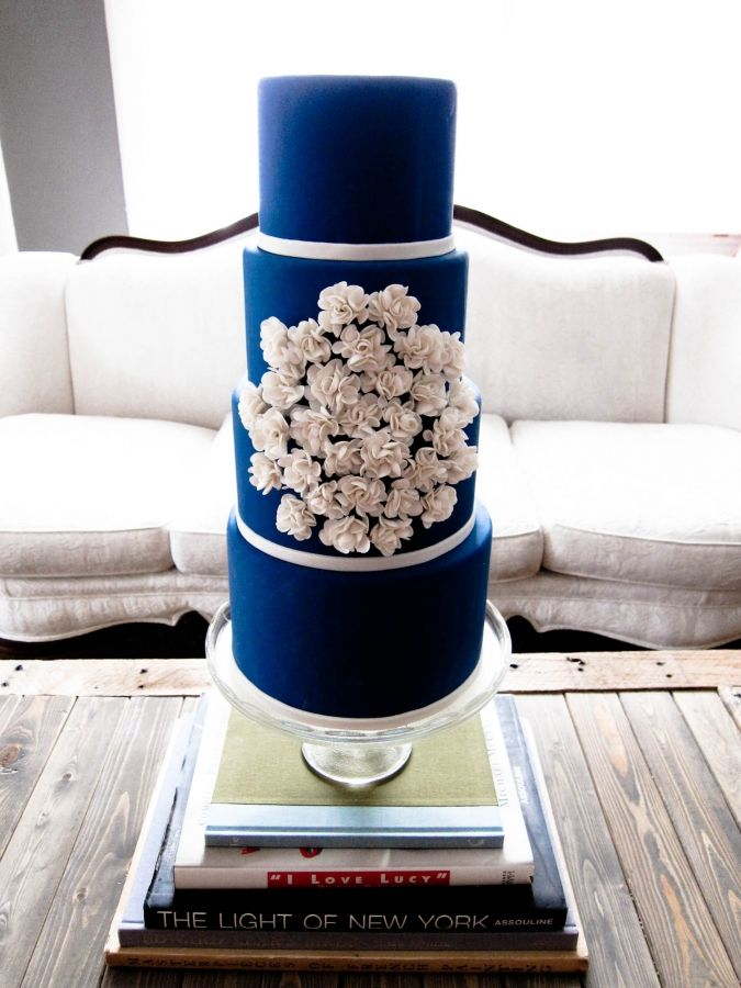 ♛ ♛ ♛ royal blue wedding inspiration - Obrázok č. 36
