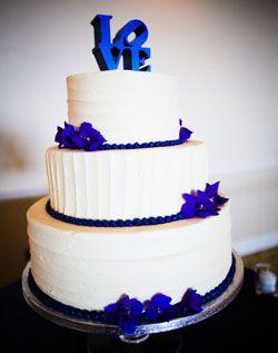 ♛ ♛ ♛ royal blue wedding inspiration - Obrázok č. 40