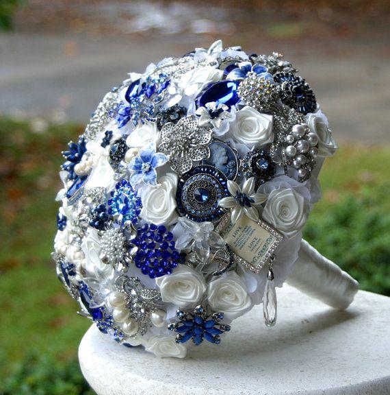 ♛ ♛ ♛ royal blue wedding inspiration - Obrázok č. 41