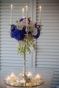 ♛ ♛ ♛ royal blue wedding inspiration - Obrázok č. 44