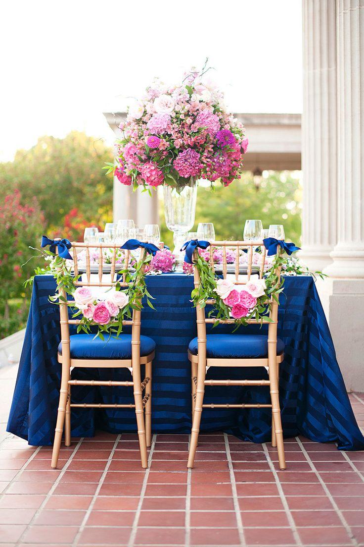 ♛ ♛ ♛ royal blue wedding inspiration - Obrázok č. 60