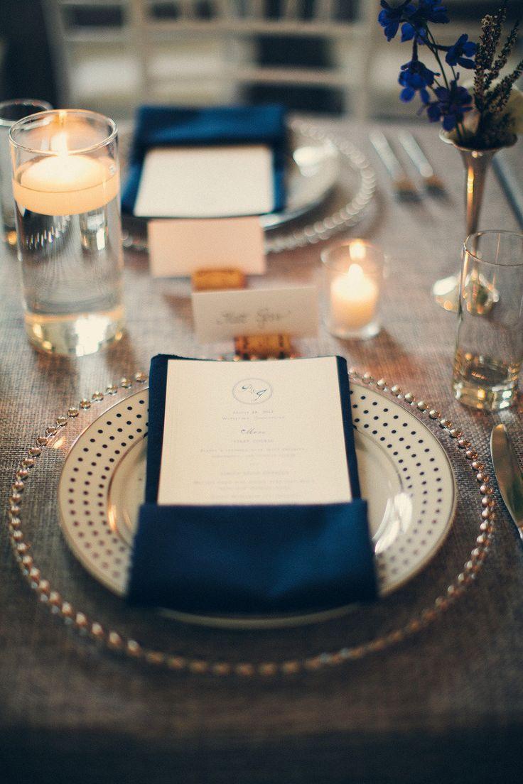 ♛ ♛ ♛ royal blue wedding inspiration - Obrázok č. 63