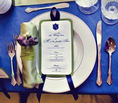♛ ♛ ♛ royal blue wedding inspiration - Obrázok č. 64
