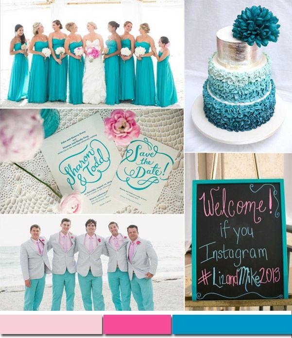 Turquoise wedding - Obrázok č. 95