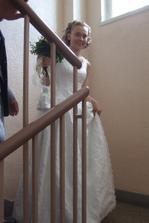 Dolů, o schodoch, po schodoch ... :o)