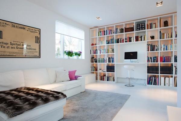 Obývací pokoj se čtecím a kinokoutkem - Obrázek č. 20