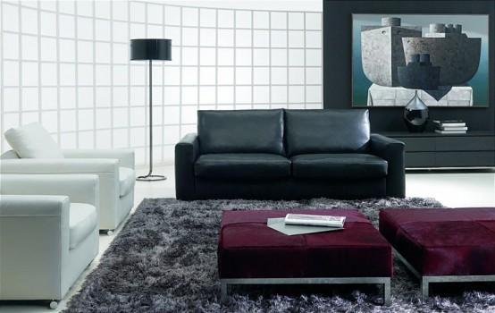 Obývací pokoj se čtecím a kinokoutkem - Obrázek č. 23