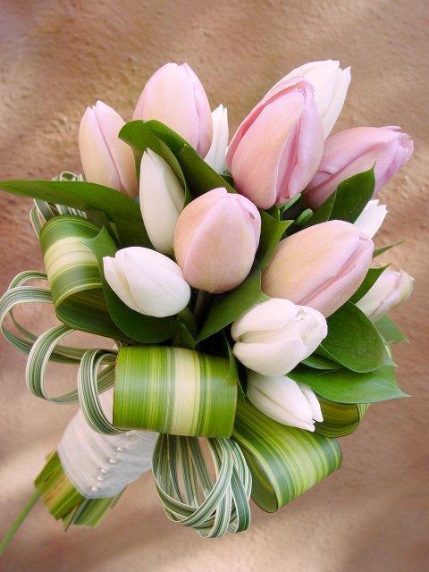 Svadobna kytica z tulipánov - Obrázok č. 27