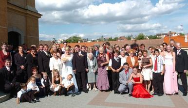 Rodinná foto