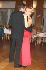 Tanec po polnoci