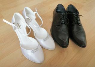 Naše botičky na obřad