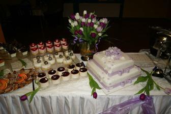 možná budem mít i podobný dort,a ty tulipány luxus