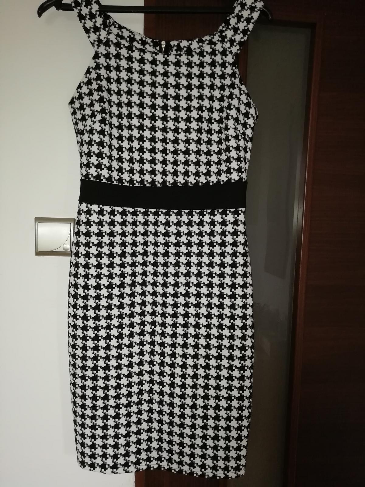 Čiernobiele šaty - Obrázok č. 3