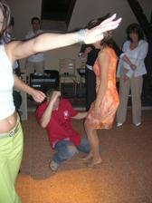 večerní tanečky