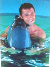 koupání s delfíny