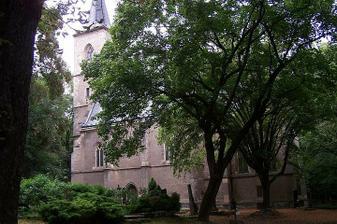 Kostel nejsvětější Trojice v Kutné Hoře