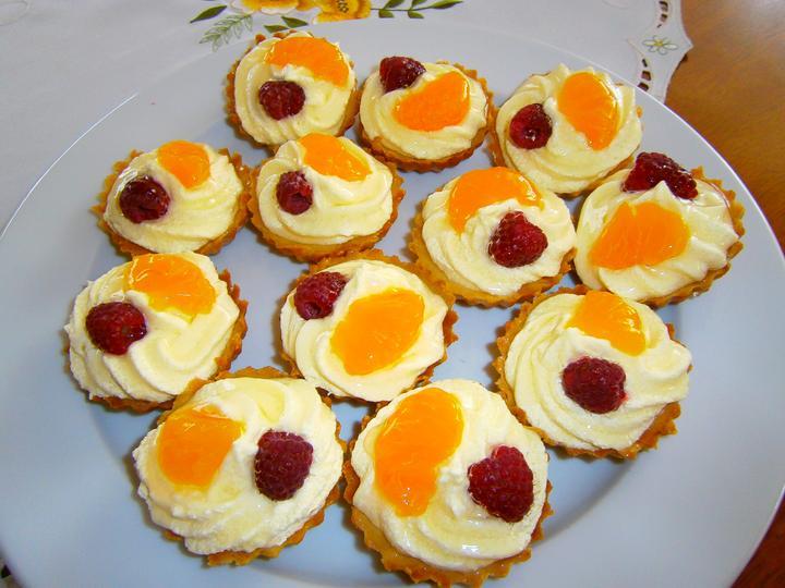 Hokus pokus v kuchyni - ovocné košíčky