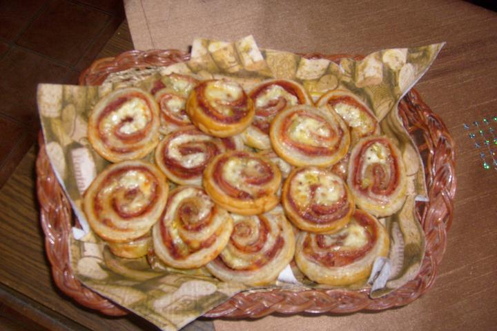 Hokus pokus v kuchyni - Pizza šneci